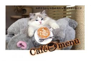 Cafémenu①